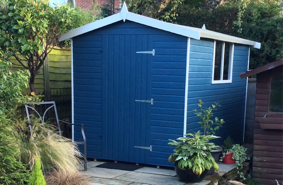 Quality Sheds from Bargain Sheds of Longton